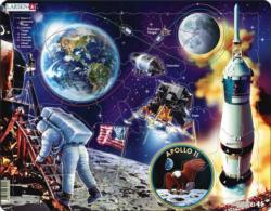 Apollo 11 Educational Children's Puzzles