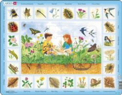 Field Science Puzzle Plants Children's Puzzles