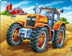 Tractor Puzzle Vehicles Children's Puzzles