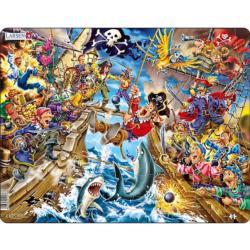 Pirates Puzzle Pirates Children's Puzzles