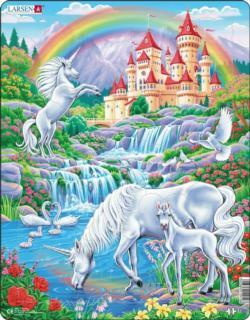 Unicorn Unicorns Children's Puzzles