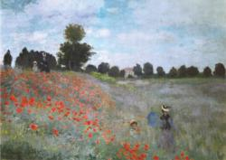 Poppies Flowers Jigsaw Puzzle