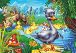 Ugly Duckling Movies / Books / TV Children's Puzzles