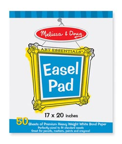 Easel Pad Arts and Crafts