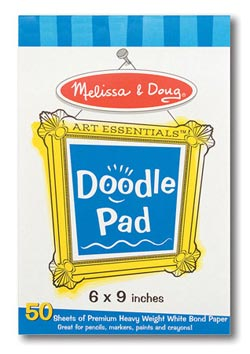 Doodle Pad Arts and Crafts