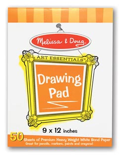 Drawing Pad Children's Coloring Books, Pads, or Puzzles
