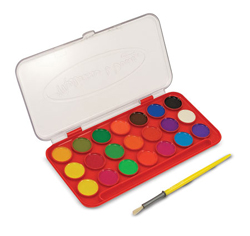 Deluxe Watercolor Paint Set Arts and Crafts