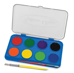 Jumbo Watercolor Paint Set Arts and Crafts
