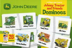 John Deere Dominoes Strategy/Logic Games