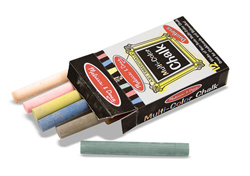 Multi-Colored Chalk Arts and Crafts