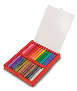 Triangular Crayon Set Arts and Crafts