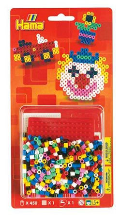 Bead Kit - Red Arts and Crafts