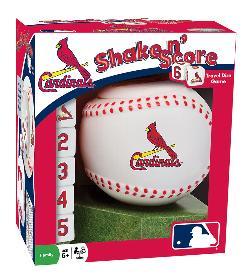 MLB Shake n' Score - St. Louis Cardinals St. Louis