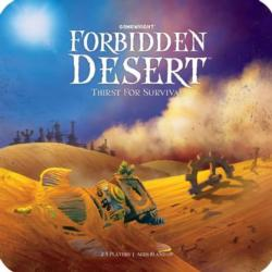 Forbidden Desert Strategy Games