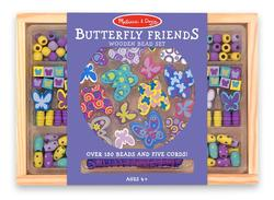 Butterfly Friends Bead Set Dexterity Toy
