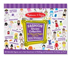 Sticker Collection - Fashion Activity Books and Stickers