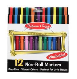 Non-Roll Markers Children's Coloring Books, Pads, or Puzzles