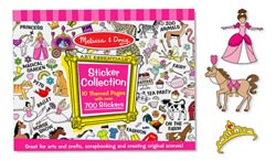 Sticker Collection - Pink Arts and Crafts