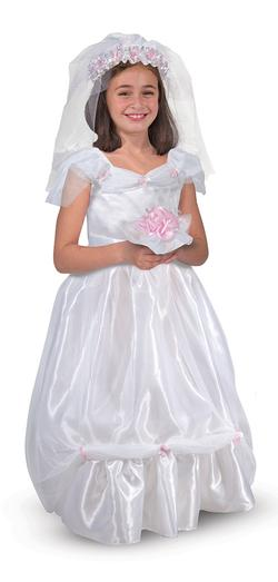 Bride Role Play Set Pretend Play Toy