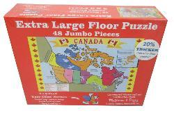 Canada Canada Floor Puzzle