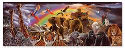 Noah's Ark Floor Puzzle Religious Children's Puzzles