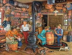 The General Store People Jigsaw Puzzle