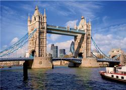Tower Bridge (Around the World) Travel Jigsaw Puzzle