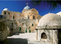 Jerusalem (Around the World) Travel Jigsaw Puzzle