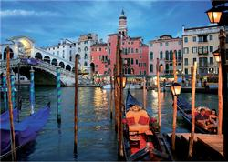 Venice (Around the World) Lakes / Rivers / Streams Jigsaw Puzzle
