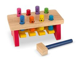 Deluxe Pounding Bench Toy