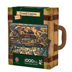 Grand Canyon, Luggage Edition United States Jigsaw Puzzle