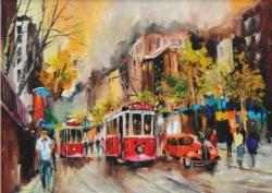 Way of the Tram Vehicles Jigsaw Puzzle