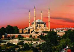 Selimiye Mosque Europe Jigsaw Puzzle
