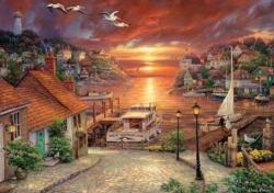 New Horizons Seascape / Coastal Living Jigsaw Puzzle