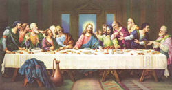 Last Supper - Scratch and Dent Religious Jigsaw Puzzle