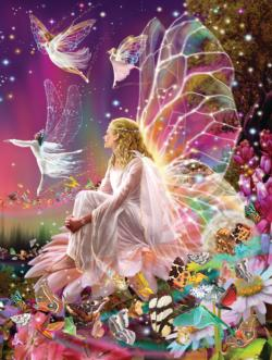 Contemplation Fairies Jigsaw Puzzle