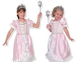 Princess Role Play Costume Set Princess Pretend Play