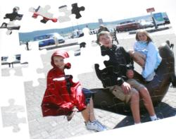 48 Piece Custom Cardboard Jigsaw Puzzle - 20 x 26 Custom Jigsaw Puzzle