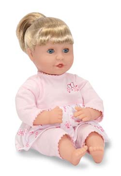 "Natalie - 12"" Doll Toy"