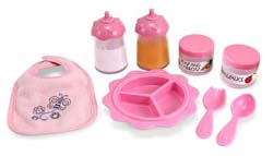Time to Eat Feeding Set Toy