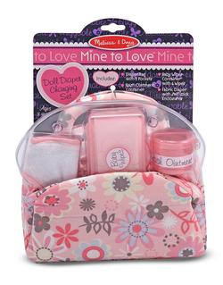 Diaper Bag Set Toy
