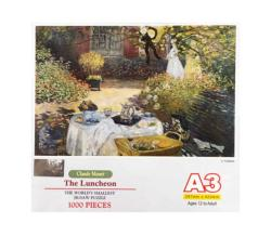 The Luncheon (Mini) Fine Art Miniature Puzzle