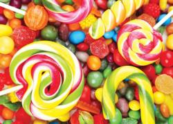 Fruit Candies Sweets Jigsaw Puzzle