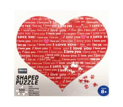 Red Heart Valentine's Day Jigsaw Puzzle