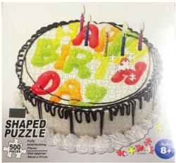 Birthday Cake Sweets Jigsaw Puzzle