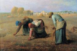 The Gleaners Fine Art Wooden Jigsaw Puzzle