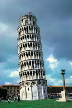 Pisa Leaning Tower Italy Italy Jigsaw Puzzle