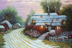 Sweet Memory Snow Jigsaw Puzzle