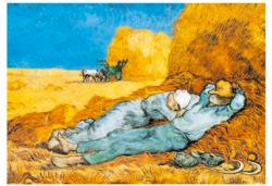 The Siesta - Scratch and Dent Fine Art Jigsaw Puzzle