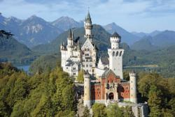The Castle of Neuschwanstein Germany Jigsaw Puzzle
